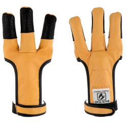 Shooting glove BUCK TRAIL FULL PALM KANGAROO