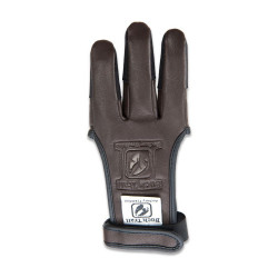 Shooting glove BUCK TRAIL FULL PALM AMBER