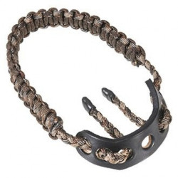 Bowsling WRIST SLINGS PARADOX PBSL SPIRAL WITH LEATHER MOUNT